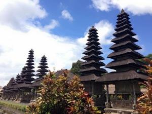 Đền Taman Ayun ở Bali