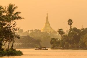Chùa Swedagon - công trình Phật giáo ấn tượng của Yangon và cả Myanmar